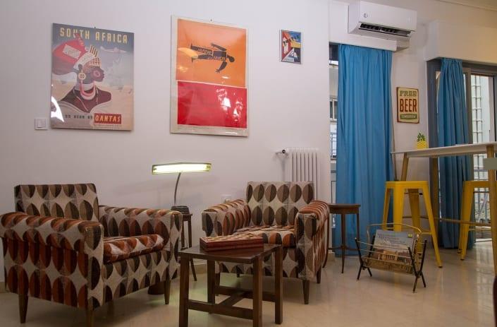 exarcheia apartment